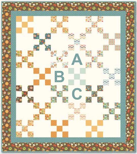 ABCs free pattern