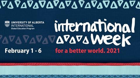 image of international week speaker Pernille Ironside