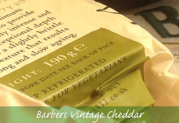Barbers Vintage Chedder