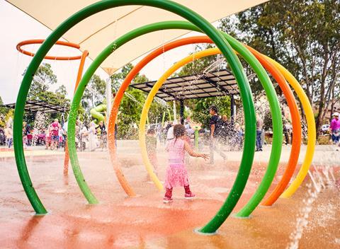 Parraparents - Water Playgrounds