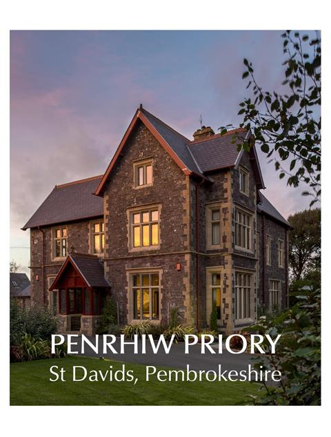 Penrhiw Priory, St Davids