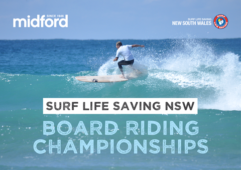 2018 SLSNSW Midford Board Riding Championships