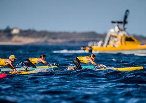 Top Aussie AthletesDominate Prestigious Hawaiian Event