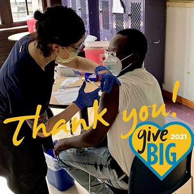 Thank you for your GiveBIG donations!
