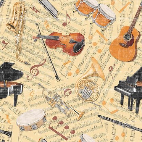 Let the Music Play at Cary Quilting Company