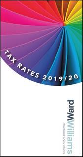 Ward Williams Tax Rates 2019-20