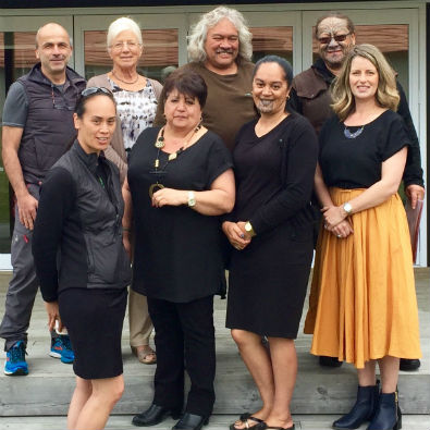 Tongariro Taupo Conservation Board Meeting at Te Kahukura o Tane Mahuta, Taupo.