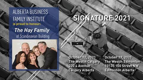 ABFI Signature Event graphic