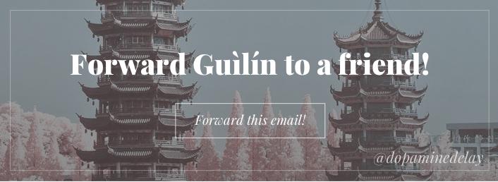 Forward Guilin to a Friend