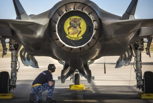 Pratt & Whitney make the F135 engine used in the F-35. Defence