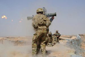 NIOA is set to provide 84 mm Carl Gustaf ammunition to the ADF.
