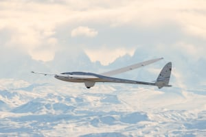 Airbus' Perlan Mission II set an altitude world record for piloted gliders. Airbus
