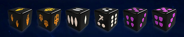Mercenary Dice from Ether Wars
