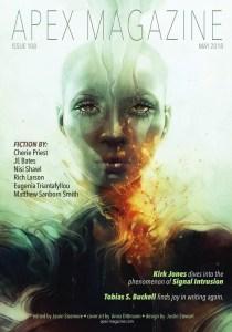 Latest cover of Apex Magazine