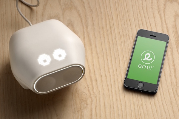 ERNIT THE FIRST SMART PIGGY BANK JUST RAISED OVER $700K