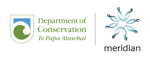 Department of Conservation Te Papa Atawhai | Meridian