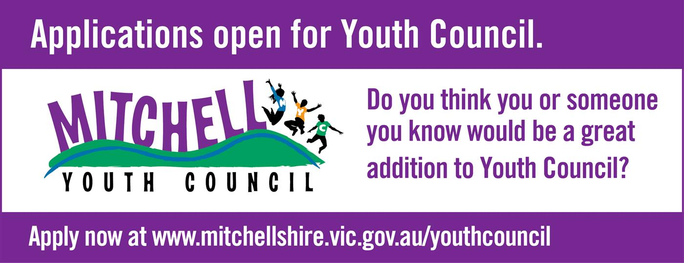 Youth Council seeks future leaders. Apply now