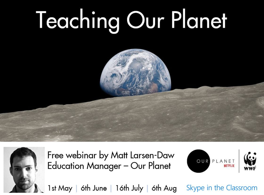 Teaching Our Planet Webinar