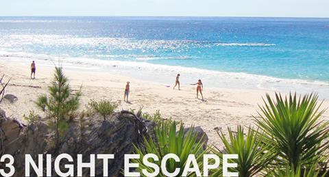 3 night Escape - $325 per night
