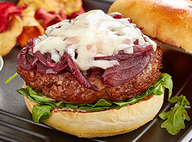 Picture of: Black River Burgers