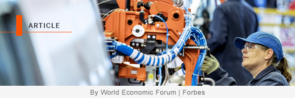 Manufacturing can be the engine of global recovery – here's how