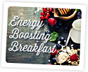 Photo of: Energy boasting breakfast.