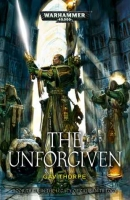 Cover of The Unforgiven by Gav Thorpe, published by Black Library