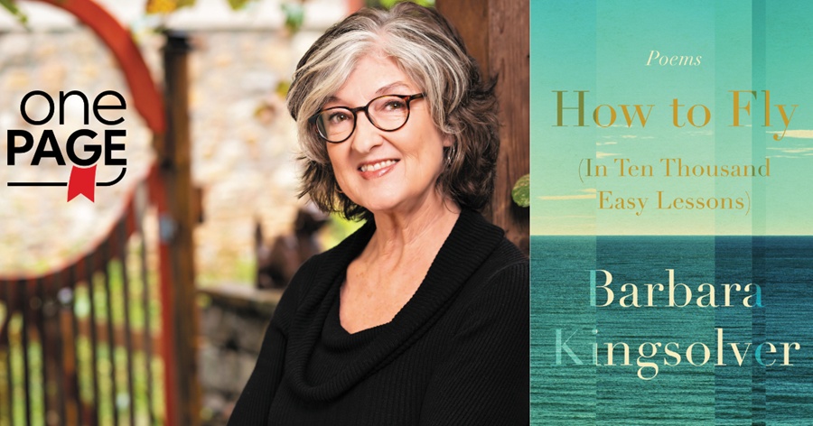 Register for this free, live chat between famed author Barbara Kingsolver and CBC arts journalist, Aparita Bhandari. Register in advance and tune in LIVE on October 15 from 12 to 1 p.m. EDT on the One Page Crowdcast channel.