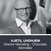 Kjetil Undhjem, Director Marketing - Chocolate (ANZ), Mondelez International