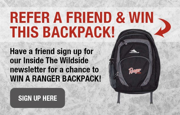 Refer a Friend and Win This Backpack