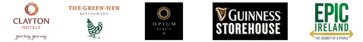 Ireland Taking Care of Business Competition sponsors