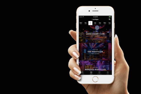 VICE-TECH GOES VIP: THIS APP LETS YOU BOOK BOTTLE SERVICE ACROSS 12 CITIES