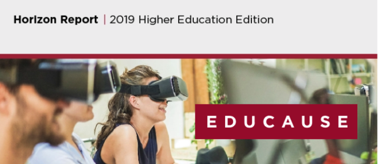 EDUCAUSE Site for the 2019 Higher Education Horizon Report
