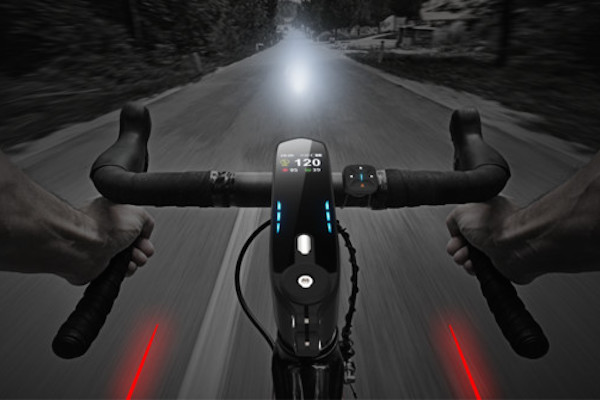 SPEEDNITE IS REINVENTING NIGHT CYCLING WITH A SMART BIKE HEADLIGHT