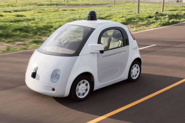 GOOGLE SELF-DRIVING CAR: POLICE REPORT HIGHLIGHTS