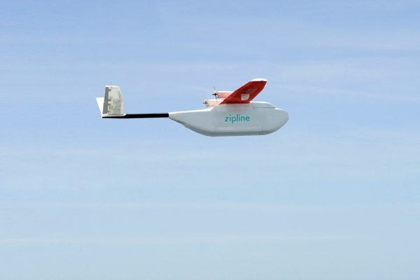 ZIPLINE, THE DRONE DESIGNED TO DELIVER MEDICAL SUPPLIES IN DEVELOPING COUNTRIES