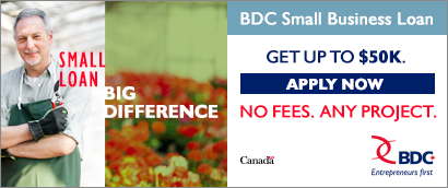 Ad: BDC small business loan