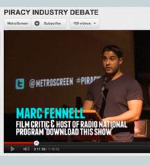 Piracy Industry Debate