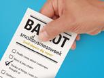 Last week to vote in 2013 Small Business Week Awards