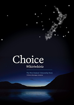 Choice citizenship book cover