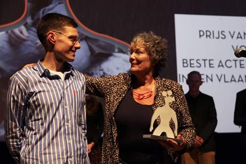 Kortfilmfestival Leuven: Willeke Van Ammelrooywint PlayRight+ Prijs voor beste acteerprestatie