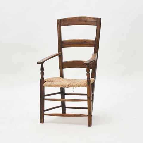Ladderback stol