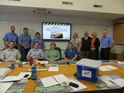 Roll-out session to Bay of Plenty CDEM Group
