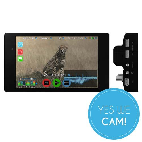 ATOMOS SHOGUN 4K RECORDER - KIT