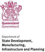Queensland Government State Development logo