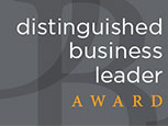Save the date: Distinguished Business Leader Award