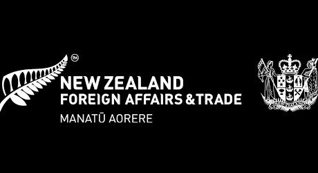 New Zealand Foreign Affairs & Trade Logo