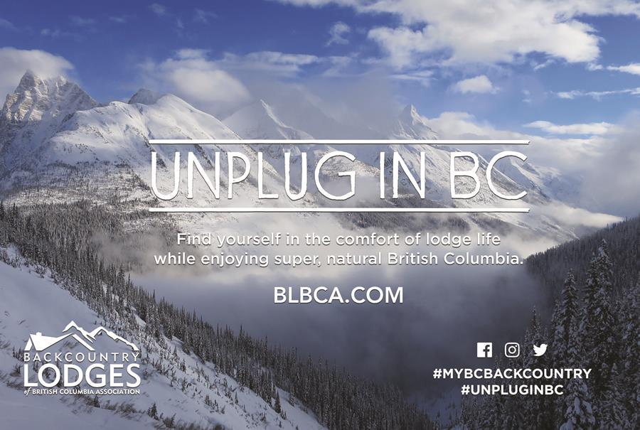 Unplug in BC at BLBCA.com