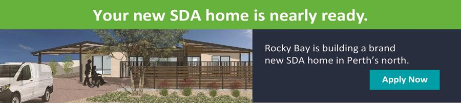 Your new SDA home is nearly ready