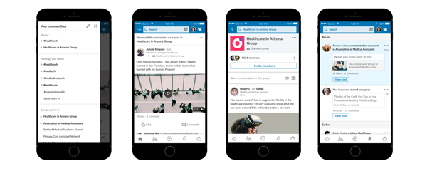 Digital tip: Linkedin to relaunch Groups in the flagship app